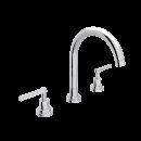 bathroom widespread faucet