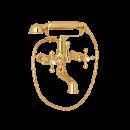 italian brass tub fillers