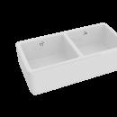 Shaws Double Bowl Kitchen Sinks