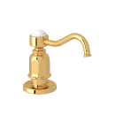 gold soap dispensers