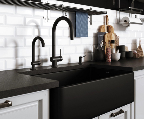 Azure Kitchen Faucets