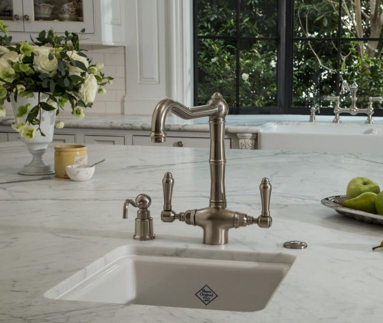 Shaws Undermount Kitchen Sinks