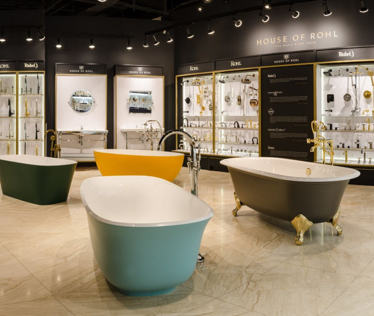 House of Rohl Showroom