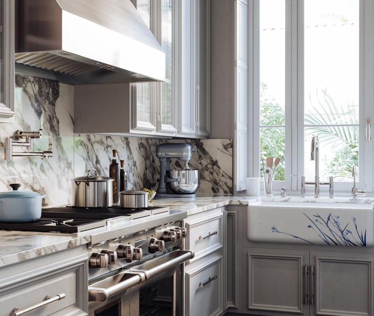 Armstrong Collection Kitchen