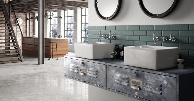 Shaws Modern Bathroom Sinks