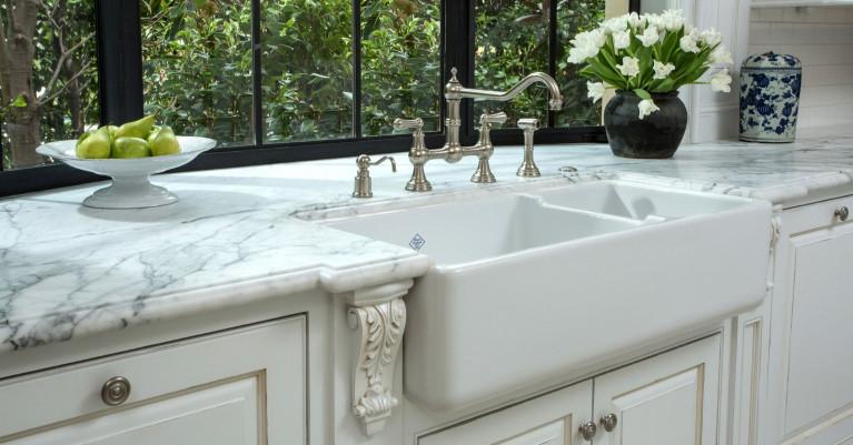 Shaws Kitchen Sink