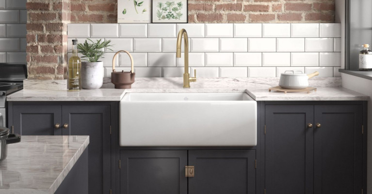 Shaws Modern Kitchen Sinks