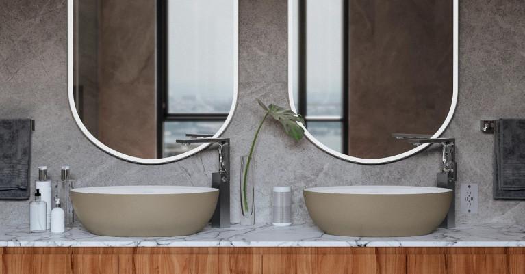 Riobel Reflet Bathroom Faucet